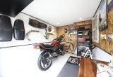 【新型コロナに負けるな!ガレージライフ】10代の頃夢に描いていたバイクガレージのある家を実現