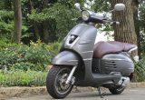 【プジョー ジャンゴ150 試乗記】乗り心地抜群!! 優雅で美しいフレンチスクーター