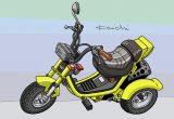 レトロバイク・グラフティ第38回 HONDA ROADFOX(ホンダ ロードフォックス) 1984年