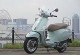 【ベスパ プリマベーラ150 試乗記】美しいボディラインが生み出す優雅さと、現代的な装備&走りを兼ね備えたイタリアンスクーター