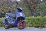 【SYM ジェットS 試乗記】軽いハンドリングと強力なダッシュが楽しい台湾発の125ccスポーツスクーター