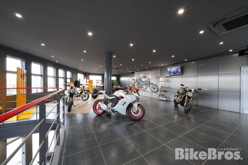 千葉 セントラル ドゥカティ Ducati Chiba