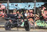 【ブリット ヘリテイジ50 試乗記】バイクの楽しみ方の原点を知るベルギー発の50ccレジャーマシン