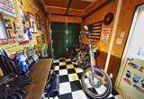 【新型コロナに負けるな!ガレージライフ】「ガレージライフ・アメリカン誌」を熟読し、夢に描いたバイクガレージをついに実現