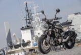 【ハスクバーナ スヴァルトピレン 125 試乗記】高回転型エンジンの旨味を堪能できる、400ccクラスのブレーキ&サスペンション