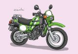 レトロバイク・グラフティ第56回KAWASAKI AE50(カワサキ AE50)1981年