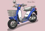 レトロバイク・グラフティ第60回YAMAHA PASSOLA(ヤマハ パッソーラ)1978年