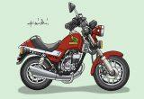 レトロバイク・グラフティ第61回HONDA MCX50(ホンダ MCX50)1982年