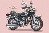 レトロバイク・グラフティ第62回YAMAHA YB-1(ヤマハ YB-1)1996年