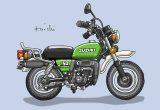 レトロバイク・グラフティ第64回SUZUKI mini Tan(スズキ ミニタン)1977年