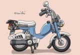 レトロバイク・グラフティ第66回SUZUKI FanFan(スズキ ファンファン)1982年