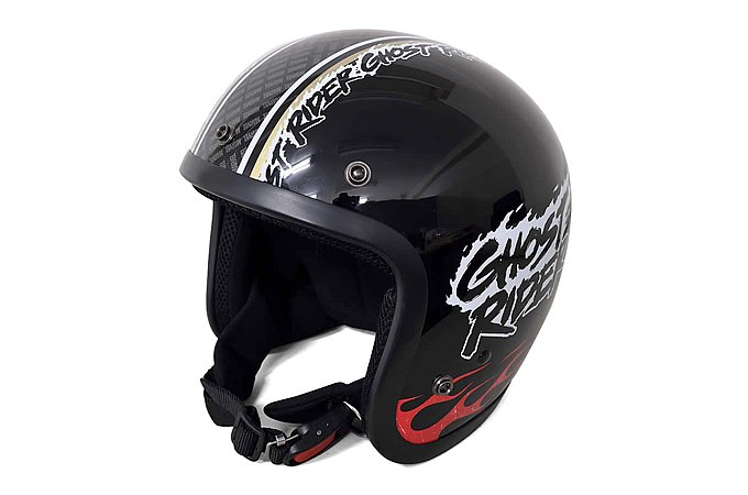 OGK kabuto RADIC N MARVEL(ラディック・N マーベル) ゴーストライダー-3