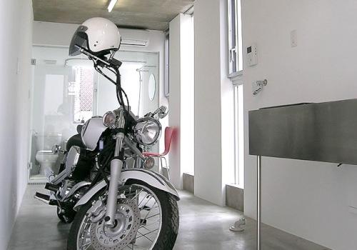 IM41321(本八幡) ガレージ ...