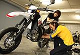 バイクと男、どっちが大事?