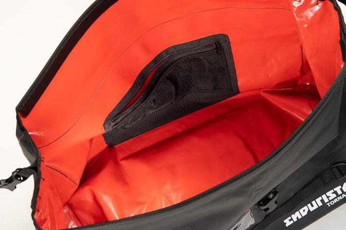 ガルル厳選の使えるツーリングシートバッグ05/ENDURISTAN トルネード2 ドラムバッグ Lサイズ