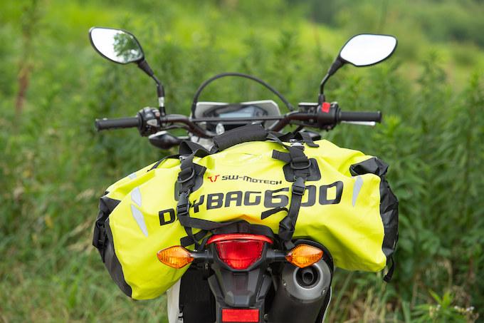 ガルル厳選の使えるツーリングシートバッグ06/SW-MOTECH DRYBAG600
