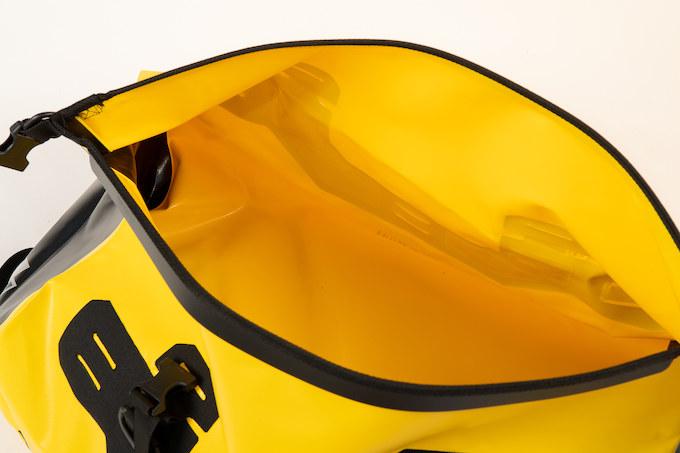 ガルル厳選の使えるツーリングシートバッグ07/TOURATECH アドベンチャードライバッグ