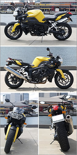 BMW Motorrad K1200R 写真