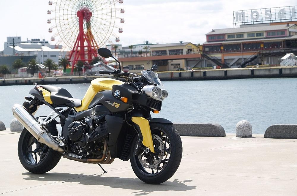 BMW Motorrad K1200R