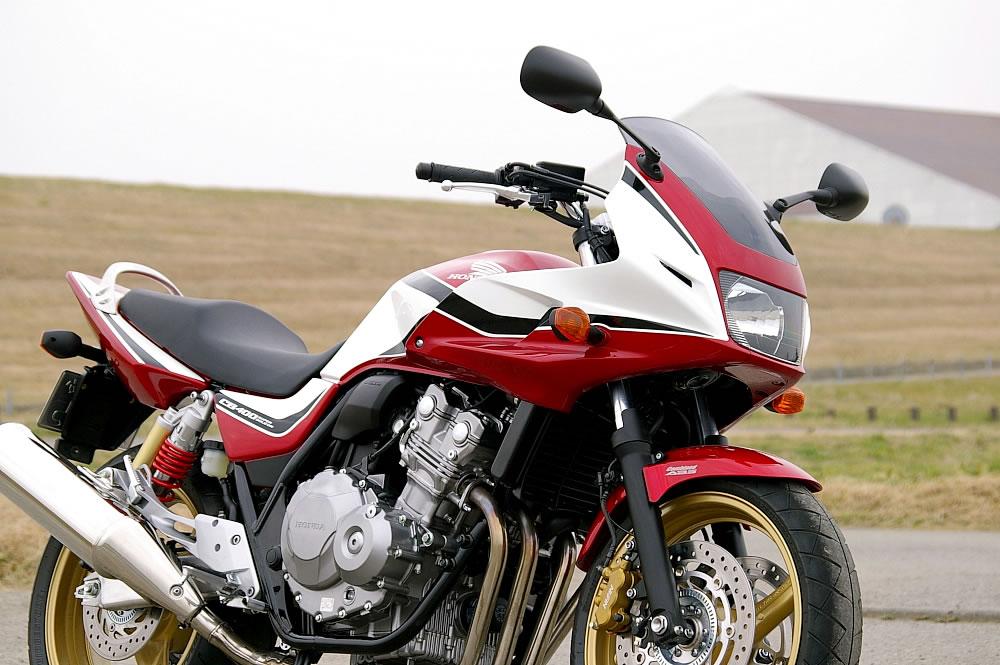 ホンダ CB400スーパーボルドールABS