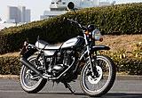カワサキ 250TR