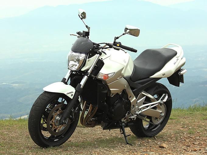 スズキ GSR400 / GSR400 ABSの画像