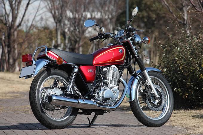 ヤマハ SR400(F.I. model)の画像