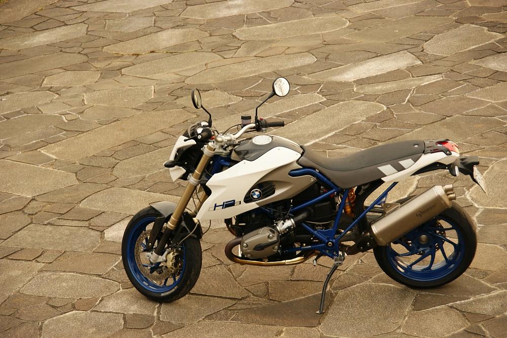 BMW Motorrad HP2 Megamoto