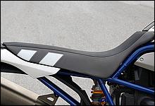 BMW Motorrad HP2 Megamoto 写真