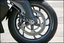 BMW Motorrad K 1300 R 写真
