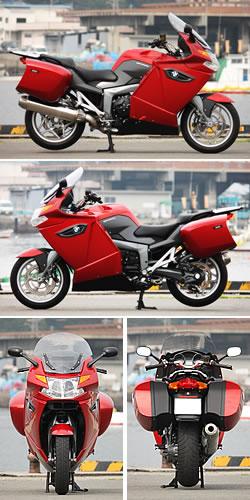 BMW Motorrad K 1300 GT 写真