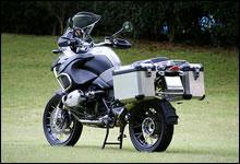 BMW Motorrad R 1200 GS アドベンチャー(2008) 写真