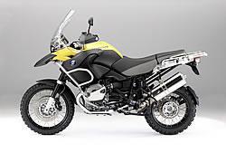 BMW Motorrad R 1200 GS Adventure (DOHC) 写真