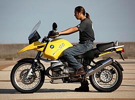 BMW Motorrad R 1150 GS 写真