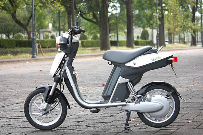 ヤマハ EC-03の画像
