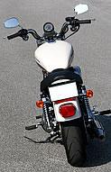 ハーレーダビッドソン  XL883L Super Low スーパーロー 写真