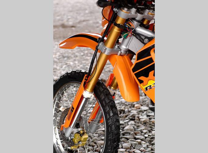 ヒョースン RX125Dの画像