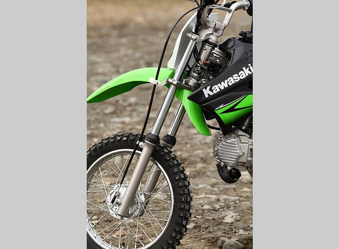 カワサキ KLX110Lの画像