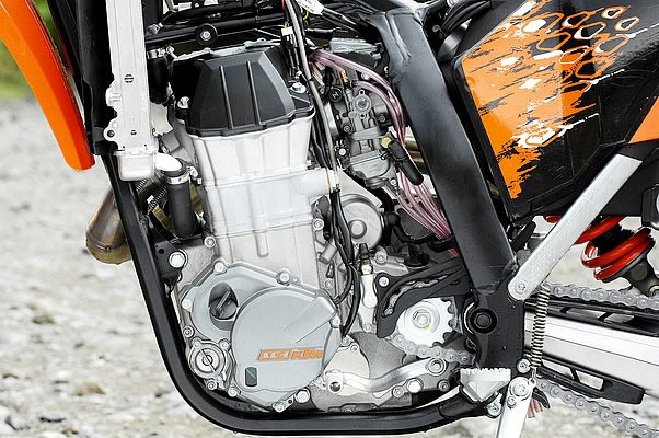 KTM 530EXC-Rの画像