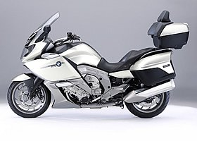 BMW Motorrad K 1600 GTL 写真