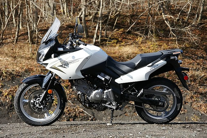 スズキ Vストローム 650 ABSの画像