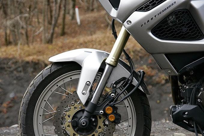 ヤマハ XT1200Z スーパーテネレの画像