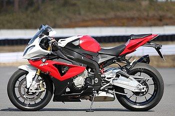 S 1000 RR (2012) 写真