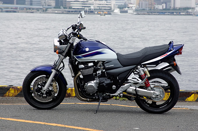 スズキ GSX1400の画像