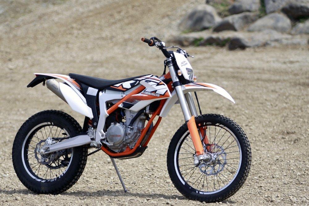 KTM フリーライド 350