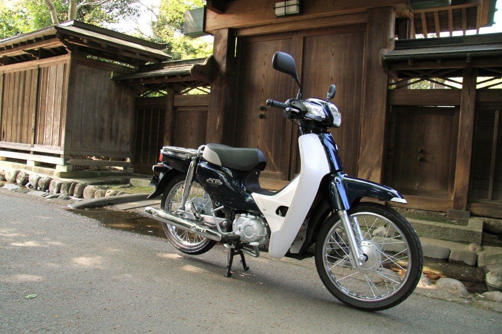 ホンダ スーパーカブ110(2012)
