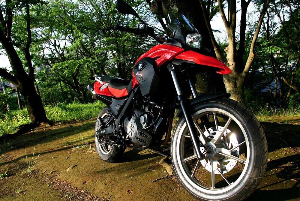 BMW Motorrad G 650 GS