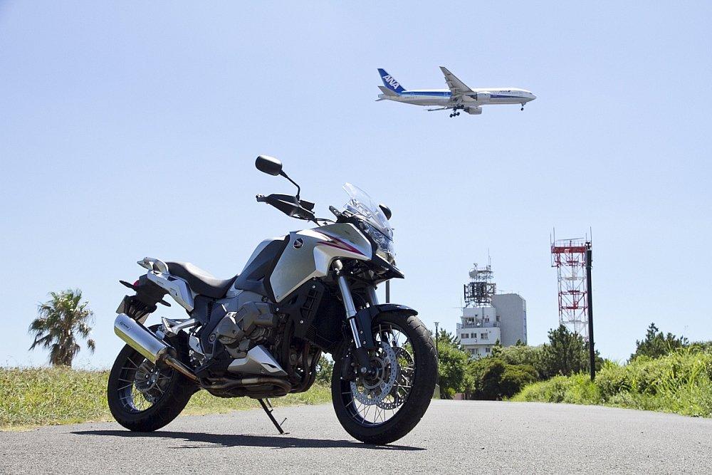 ホンダ VFR1200XD MUGEN