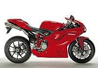 ドゥカティ スーパーバイク1098 写真