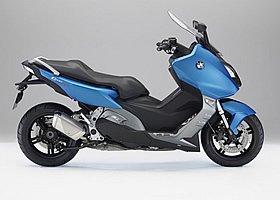 BMW Motorrad C 600 Sport 写真